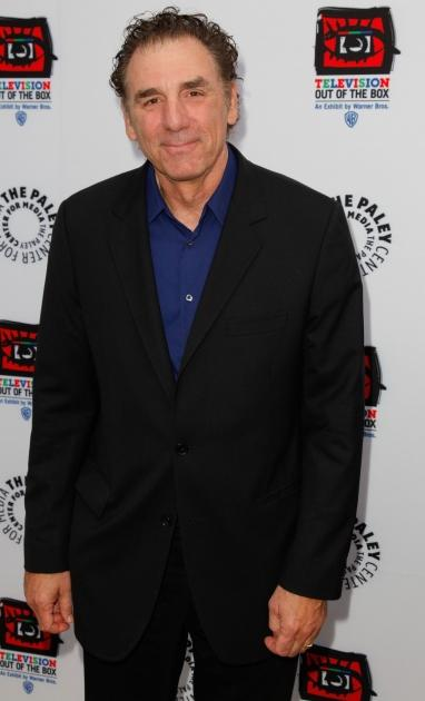 Michael Richards attends the Paley Center's opening of 'Television: Out Of The Box' at The Paley Center for Media on April 12, 2012 in Beverly Hills -- Getty Premium