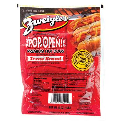 Zweigle's Pop Open