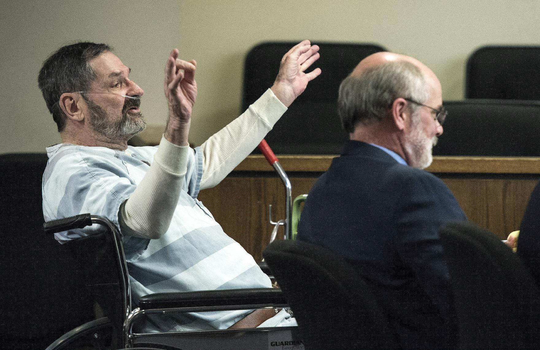 Miller says he will plead guilty in Jewish site shootings