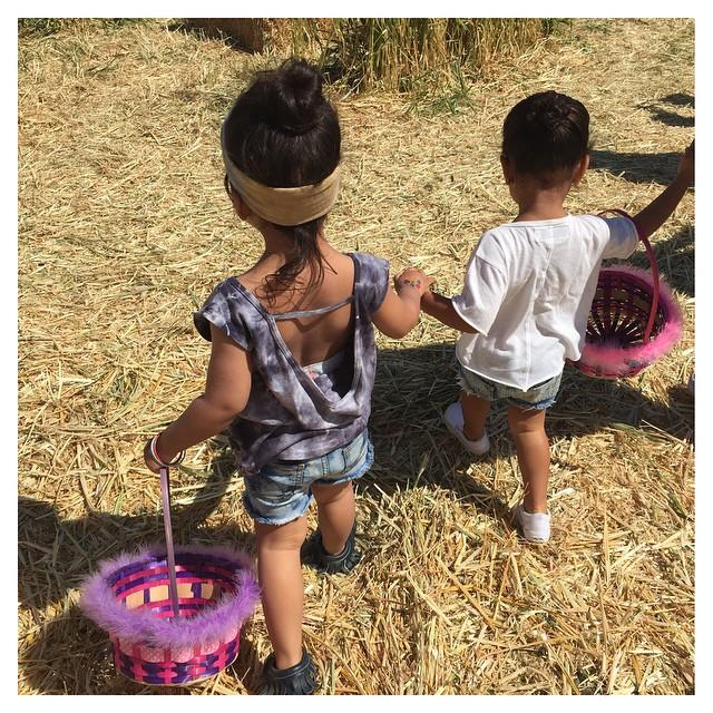 North West Had the Most Adorable Easter Already -- See Her Smile!