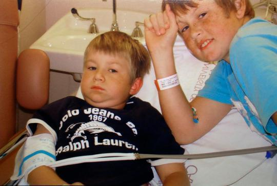 Children's Cancer Treatments More Gentle — and More Effective