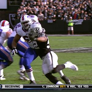 Week 16: Oakland Raiders linebacker Khalil Mack highlights
