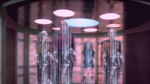 Beam Me Up: Bits of Information Teleported Across Computer Chip