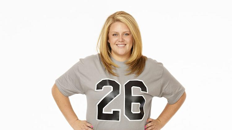 "Jessica Limpert competes on the twelfth season of ""The Biggest Loser."""