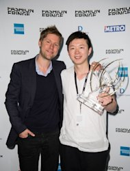 Christopher Bailey and Haizhen Wang