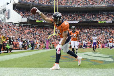 Fantasy football rankings, Week 5: Tight ends