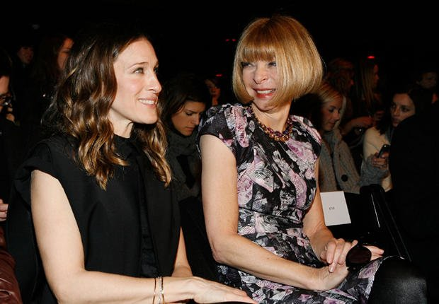 Sarah Jessica Parker coache par Anna Wintour