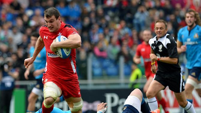 Rugby Union - Warburton back to lead Wales in Italy warm-up