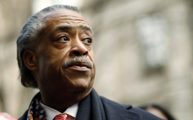 Al Sharpton Close to Anchor Deal at MSNBC