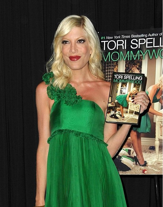 Spelling Tori Book Signing