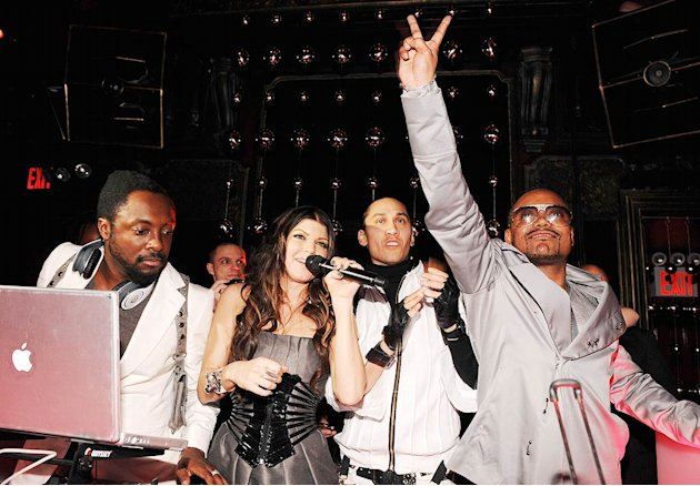 Black Eyed Peas Album Party