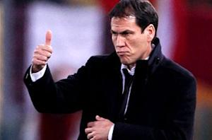 Rudi Garcia: Roma wants revenge on Juventus