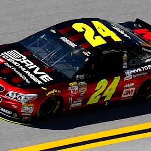 O'Donnell pleased with Talladega qualifying