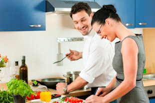 Healthy Cooking and Kitchen Safety