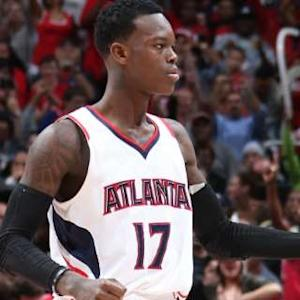 Steal of the Night: Dennis Schroder