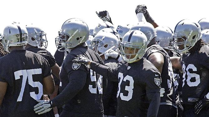 Healthy Branch trying to fit into revamped defense