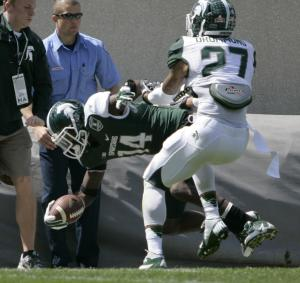 Michigan State defense ready for an encore