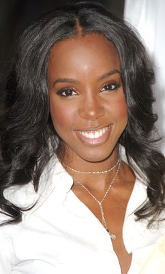 Kelly Rowland at the Los Angeles premiere of Columbia's Stranger Than Fiction