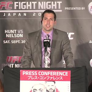 Fight Night Japan: Post-Fight Press Conference Highlights