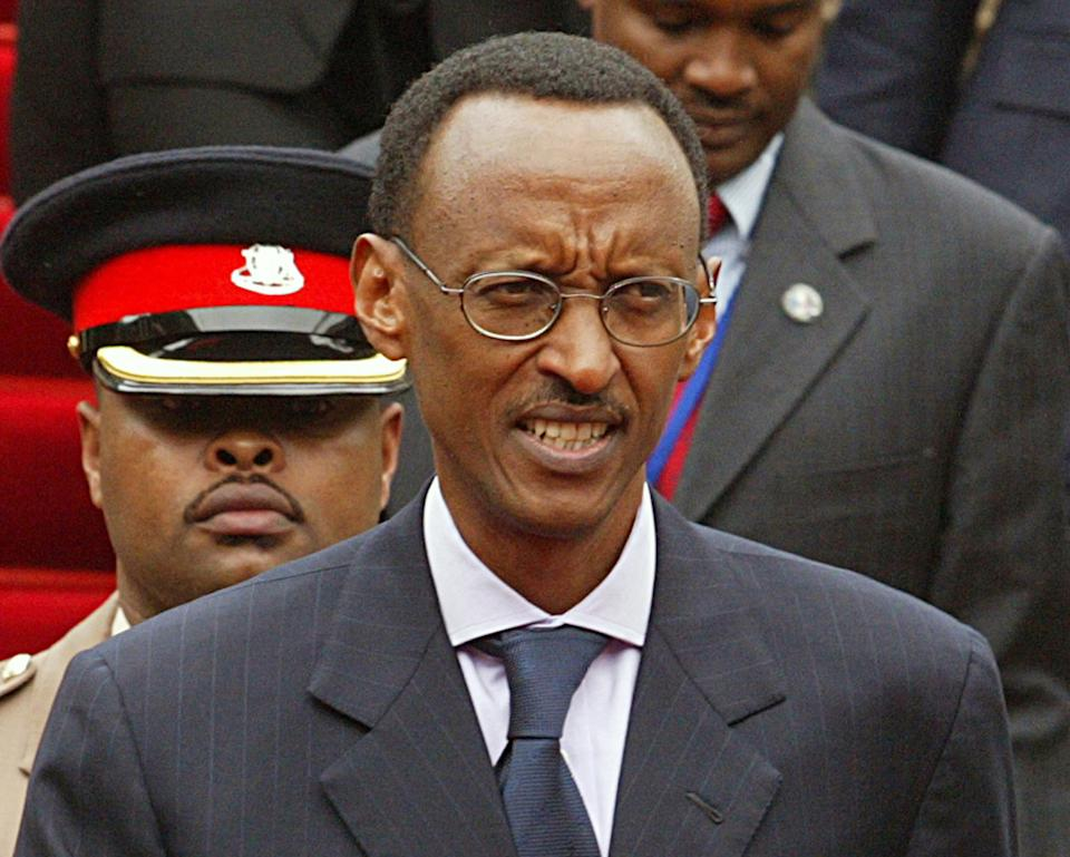 Rwandan leader accused in killing of ex-spy chief                        news.yahoo.com