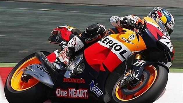 Dani Pedrosa (Honda)