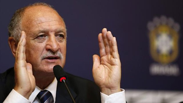 luiz felipe scolari
