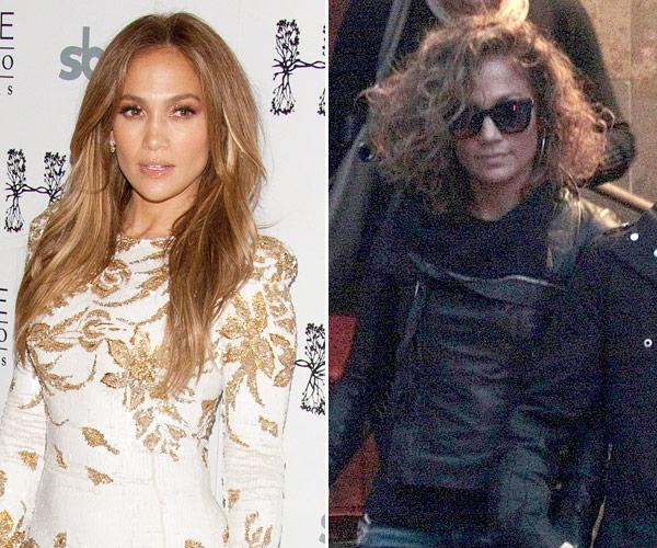 Jennifer Lopez's Major Hair Makeover: See Her New Curly Bob