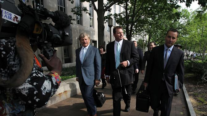 Former Roger Clemens Teammate Andy Pettitte Appears At His Perjury Trial