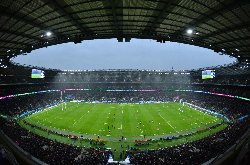 Twickenham to host first NFL game in 2016