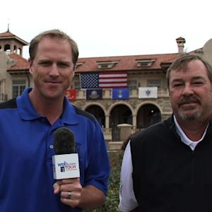 Afternoon preview of Round 3 from TPC Sawgrass