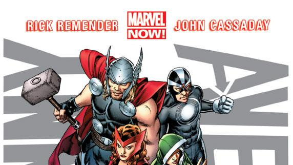 In looking to 'NOW!,' Marvel's changes no reboot