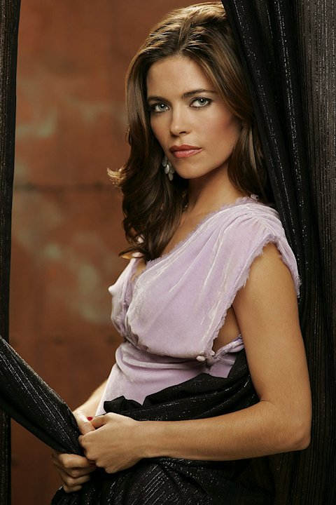 "Amelia Heinle stars as Victoria Newman on ""The Young and the Restless."""