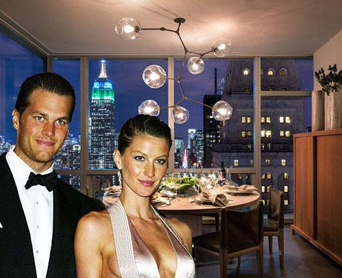 Rented Stuff: Tom Brady & Gisele Barely Touched Their Now-Rented Condo