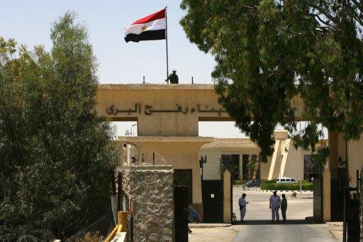 Gunmen Kill 16 Egypt Border Guards, Enter Israel
