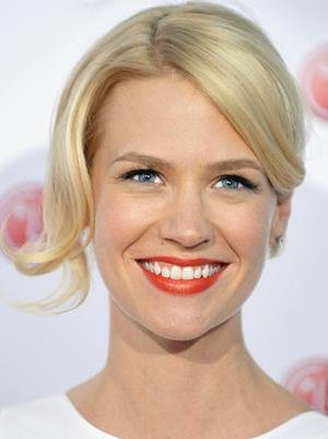 'Mad Men': January Jones,&nbsp;&hellip;