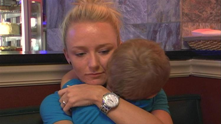 "Maci Bookout (""Teen Mom"" Season 4)"
