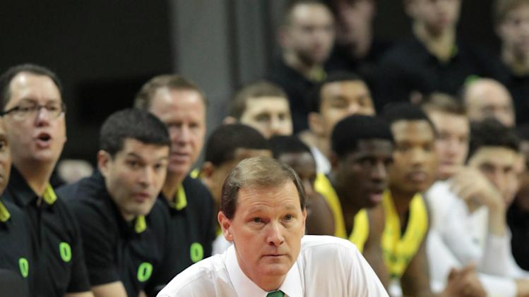 NCAA Basketball: Washington at Oregon