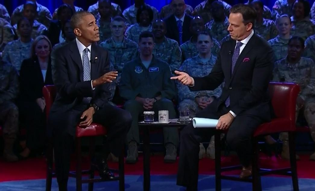 Obama had a tense exchange with CNN's Jake Tapper over why he won't say 'radical Islamic terrorism'