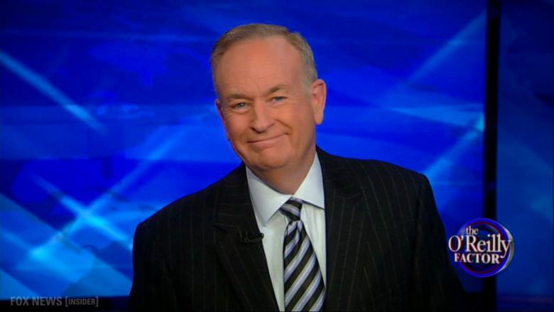 Bill O'Reilly Scores His Best Ratings Of 2015