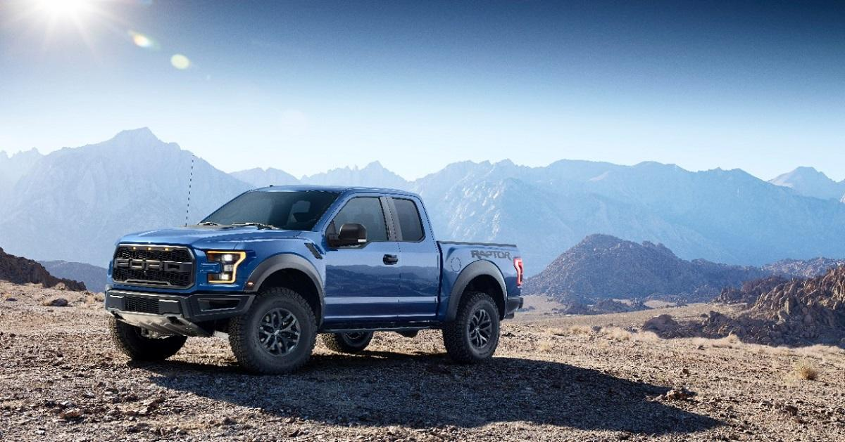 2017 Ford F-150 Raptor Preview