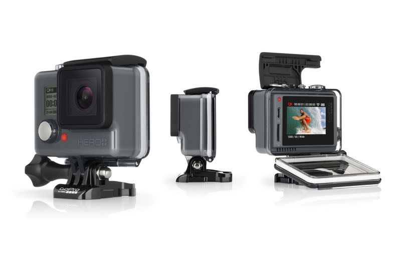 GoPro announces the $299 Hero+ LCD, expanding its range of lower-end cameras