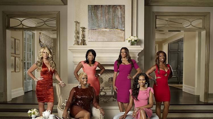 "The Season 4 cast of ""The Real Housewives Of Atlanta."""
