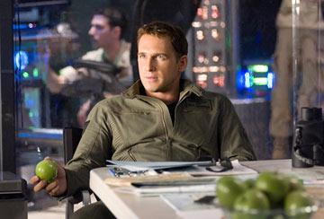 Josh Lucas in Columbia Pictures' Stealth