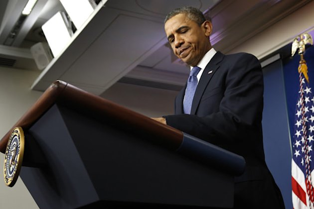 Obama 'optimistic' Senate leaders will reach fiscal cliff deal this weekend