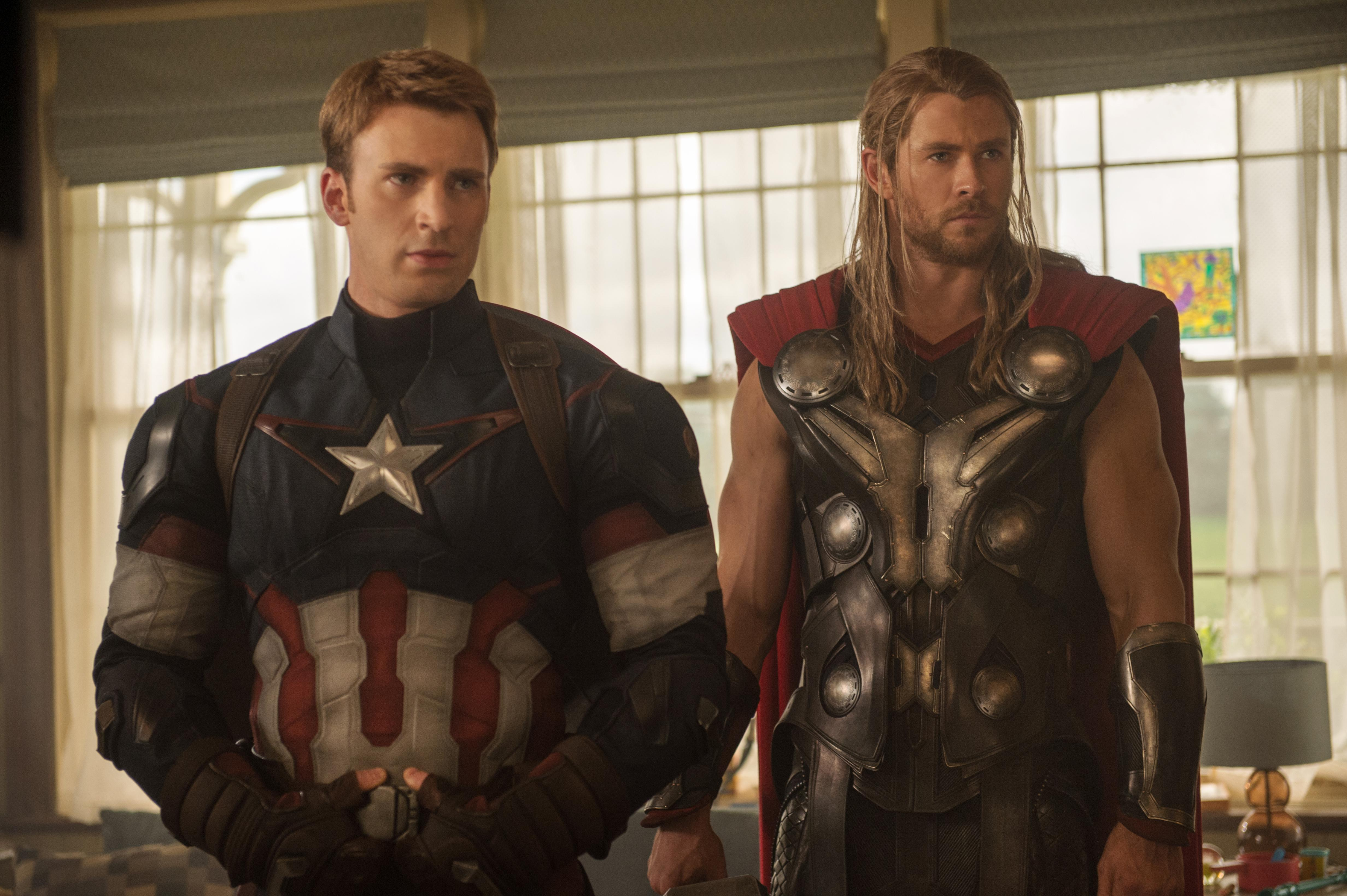 'Avengers: Age Of Ultron' Takes Overseas Cume To $340M; Goes Global With $425M