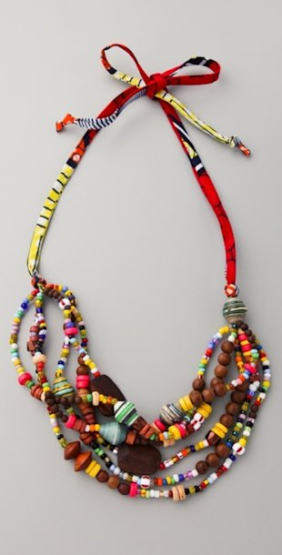 Necklace from Bluma Project