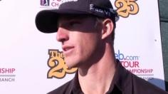 Hoffmann news interview after Round 4 of Web.com Tour Champ