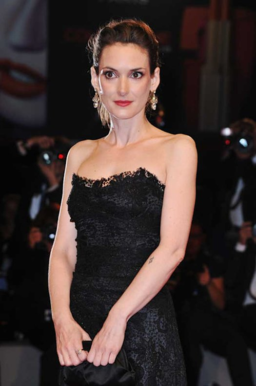 We Speak EXCLUSIVELY To Winona Ryder's Venice Film Festival Make-Up Artist Emma Day