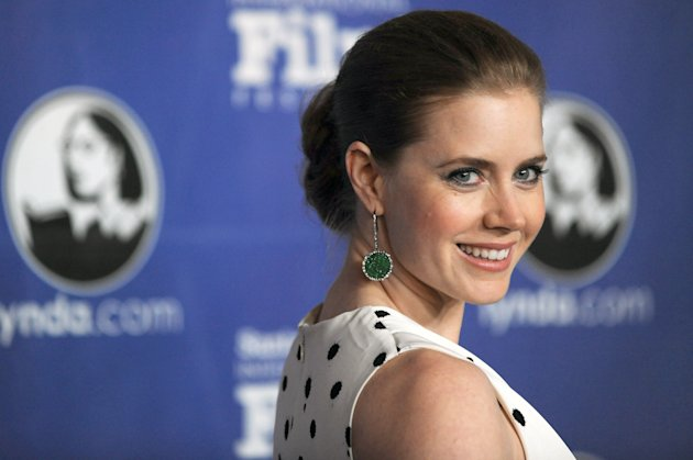 Amy Adams picked up the Cinema Vanguard Award at the Santa Barbara International Film Festival