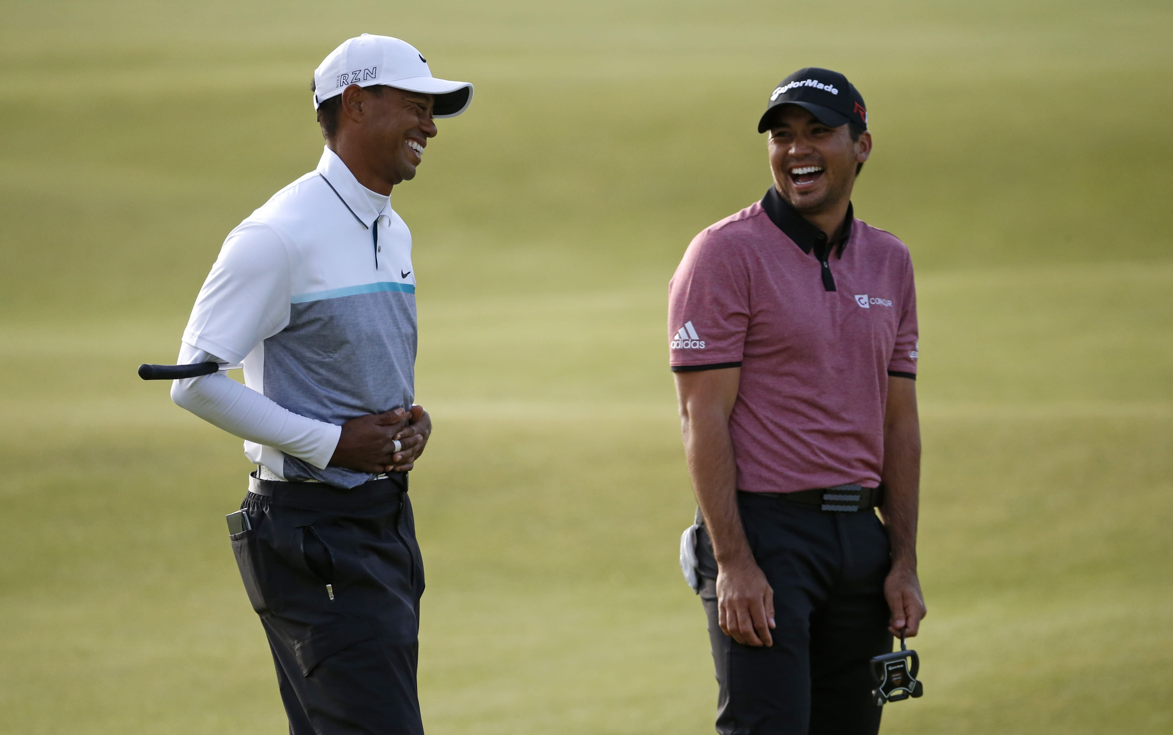 Jason Day: Tiger's texts are complicated but helping me play better